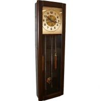 Настенные часы Sinix 301G (золотой циферблат)
