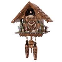 Часы с кукушкой Engstler 4053-QM