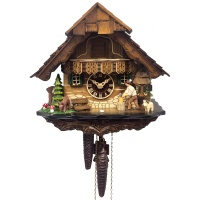 Механические часы с кукушкой SARS 04531-90