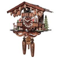 Часы с кукушкой Engstler 485-QM