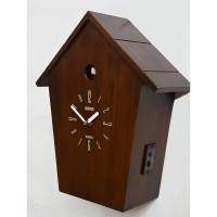 Настенные часы с кукушкой Sinix 504B (склад)