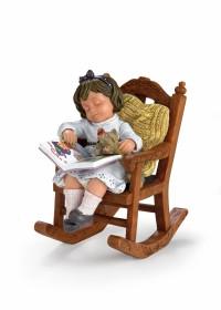 """Статуэтка Nadal 706289 """" В бабушкином кресле"""""""