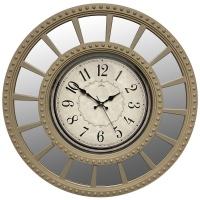 Настенные часы GALAXY 727-KB с зеркальными вставками