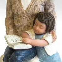 """Статуэтка Nadal 736375 """"Научиться читать"""""""
