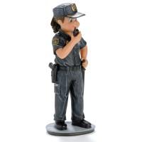 Статуэтка Nadal 746711 Полицейский (женщина)