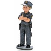 Статуэтка Nadal 746721 Полицейский (малый)