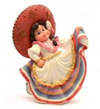 Статуэтка Nadal 746876 Baile Mejicano -Мексиканский Танец
