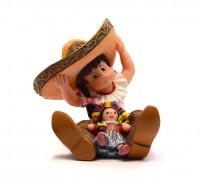 Статуэтка Nadal 746878 El sombrero de Pap- Шляпа папы