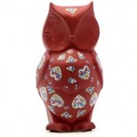 Статуэтка Nadal 763611 Owl Red (Красная Сова)
