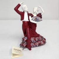 Статуэтка Nadal 763616 Baile flamenco (Танцоры фламенко)