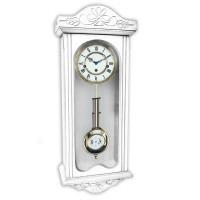 Настенные механические часы SARS 8547-341 White