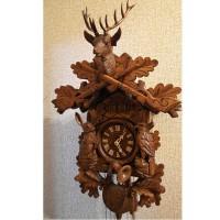 Настенные часы с кукушкой Rombach & Haas 8550