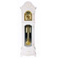 Напольные механические часы Dinastiya 8609 White Gold