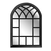 Настенное арочное зеркало GALAXY AYN-003-K
