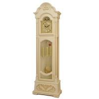 Механические напольные часы Columbus CR-2027 Ivory Gold