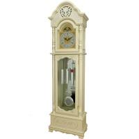 Механические напольные часы Columbus CL-9151 PS-Ivory Silver
