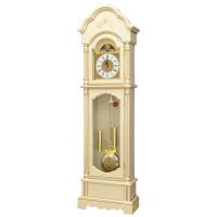 Напольные кварцевые часы Columbus CR-281Q-PG с золотой патиной