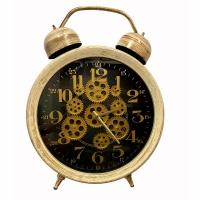 Настенные часы с шестеренками GALAXY CRK-600-02