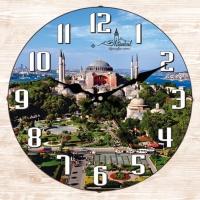 Настенные часы GALAXY D-1968-62