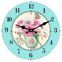 Настенные часы GALAXY D-1968-81