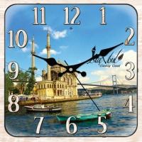 Настенные часы GALAXY D-1978-03