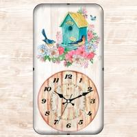 Настенные часы GALAXY D-1988-23