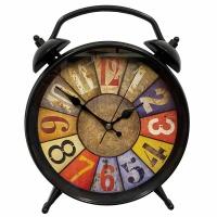 Настенные часы-будильник GALAXY D-300-27