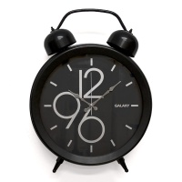 Настенные часы GALAXY D-600-02 в виде будильника