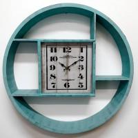Настенные часы GALAXY DA-001 Aquamarin