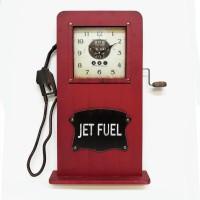 Настенно-напольные часы GALAXY DA-005 Red
