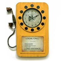 Настенные часы GALAXY DA-006 Yellow
