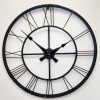 Настенные часы GALAXY DM-100-Black-PG