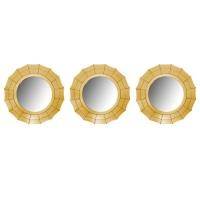 Настенные зеркала GALAXY GLX-50-A Gold