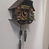 Механические часы с кукушкой Engstler 406