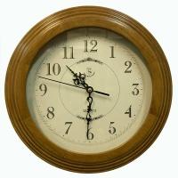 Деревянные настенные часы Woodpecker 7127T (06)
