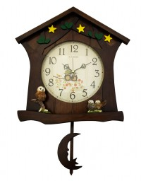Настенные часы с маятником Kairos KA 028