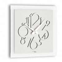 Настенные дизайнерские часы Incantesimo Design Metropolis