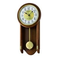 Настенные часы Seiko QXH073BN с боем и маятником