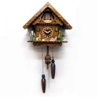 Часы с кукушкой SARS 04053-8M