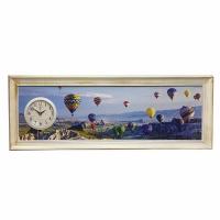 Настенные часы-картина GALAXY AYP-541-12