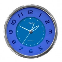 Настольные часы B&S SHC-105GN(BU)