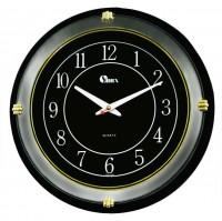 Большие настенные часы Sinix 4041BLK