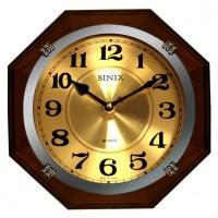 Настенные часы для дома Sinix 1074GA