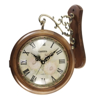 Часы двусторонние Castita 701В