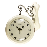 Часы двусторонние Castita 702W