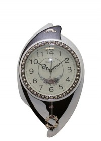Большие настенные часы с маятником Kairos KBN006W