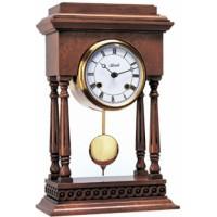 Настольные каминные часы Hermle 22902-Q10131