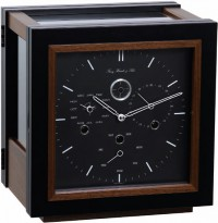 Настольные механические часы Hermle 0352-30-999