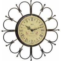 Настенные часы из металла Hermle 30896-002100