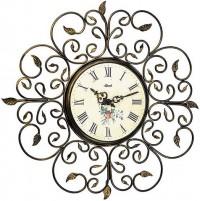 Настенные часы из металла Hermle 30897-002100